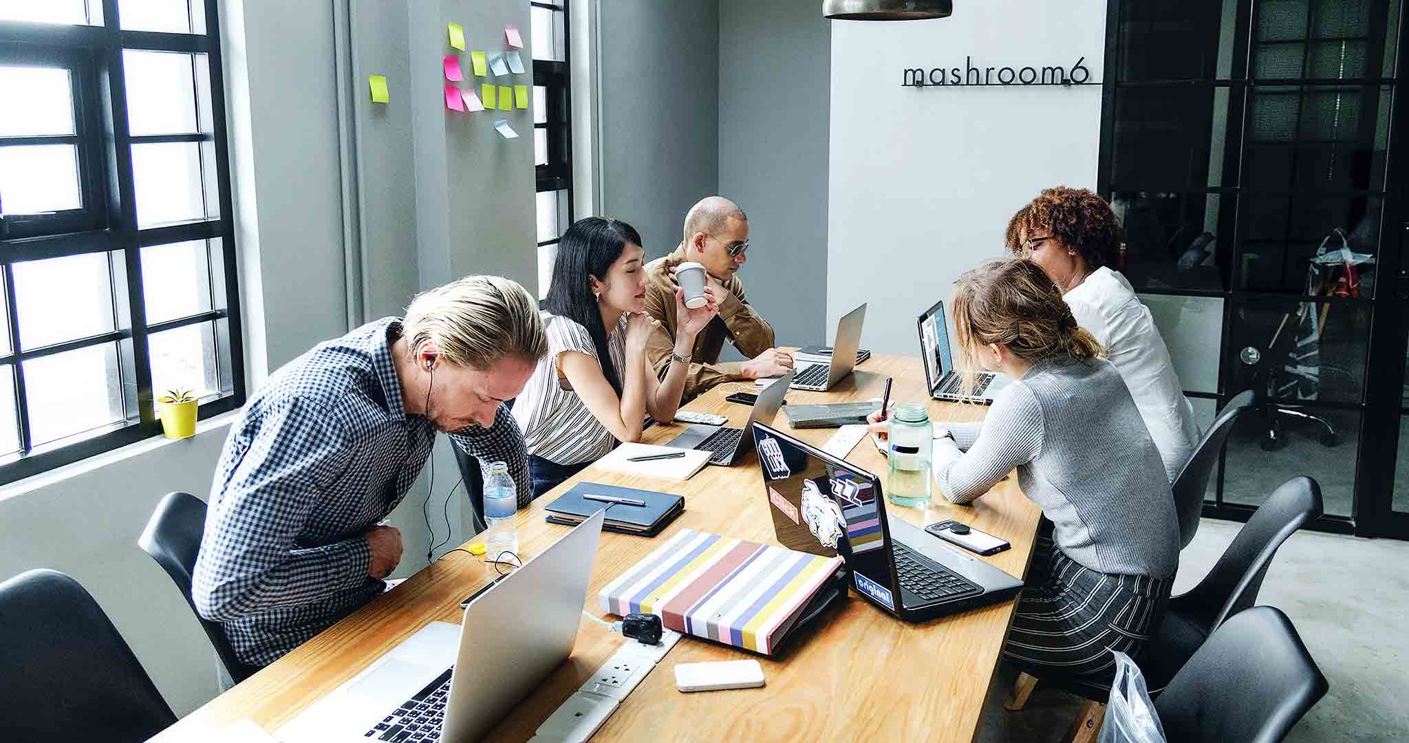 adults brainstorming colleagues business stock photos