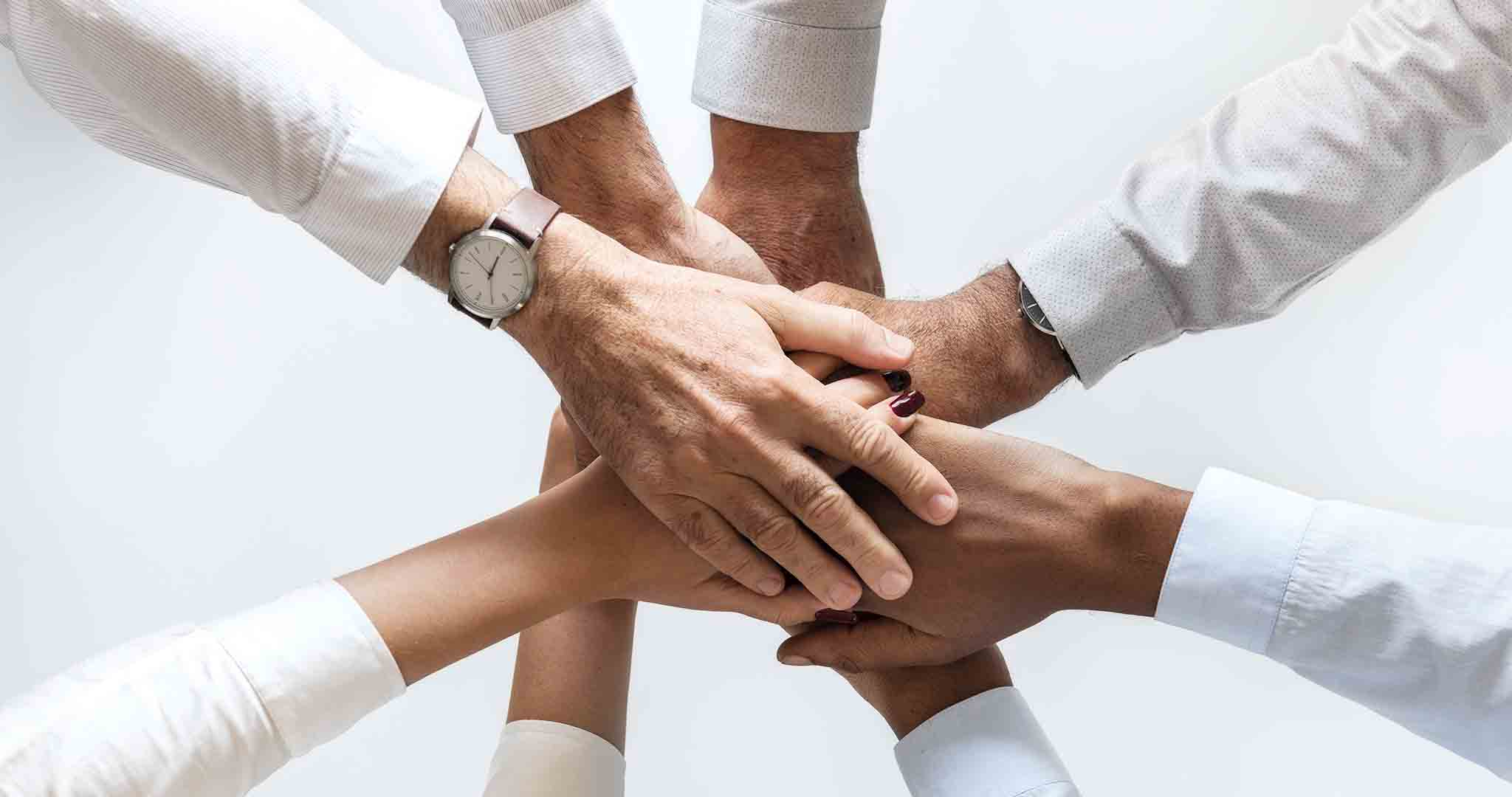 about us collaboration community human stock photos